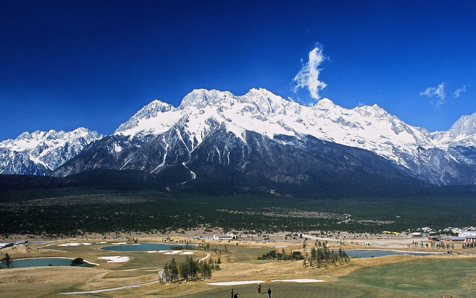 Lijiang Highlight Trip to Snow Mountain and Local Village