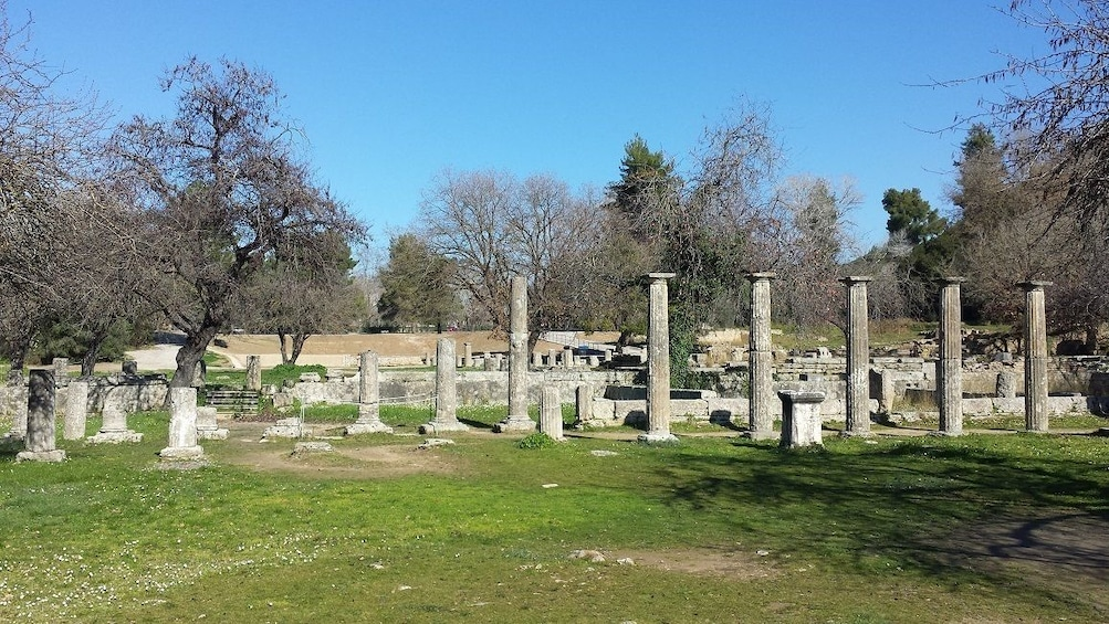 Show item 3 of 4. Private Tour to Ancient Olympia from Katakolo port.