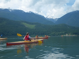 2-Day Rockies Roadrunner Tour - one way Vancouver to Banff
