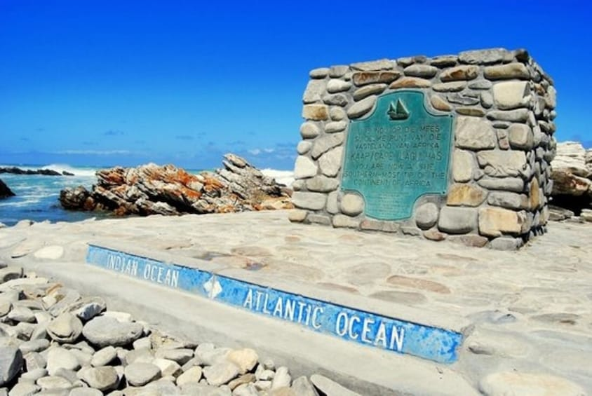 Show item 3 of 5. Cape Agulhas & Winelands full day tours
