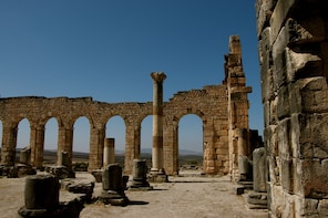 Meknès and Roman Ruins of Volubilis: Private Tour from Fes