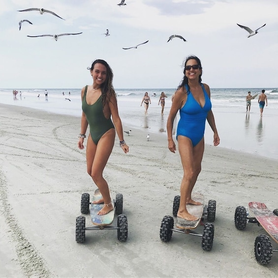 Show item 2 of 6. Adventurous Electric Skateboard Guided Tour