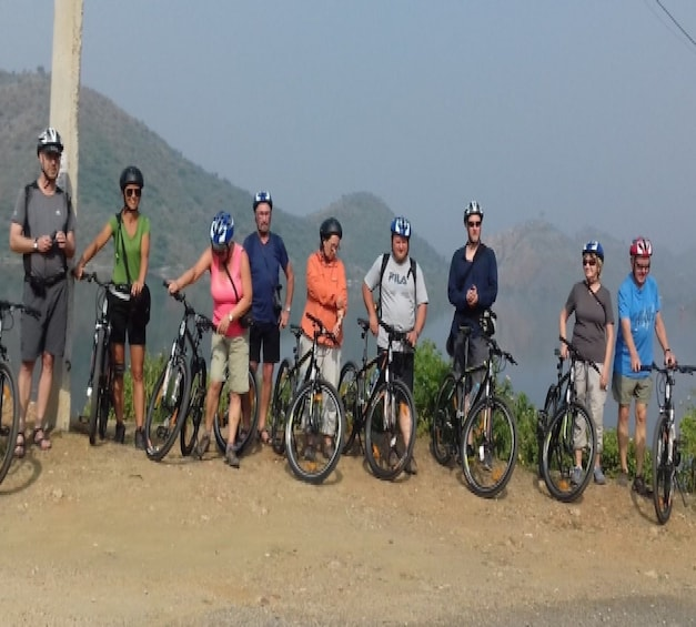 Show item 6 of 6. Private Rural Bicycle tour in Udaipur