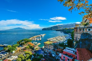 Sorrento & Positano(panoramic only) - Daily Trip from Naples
