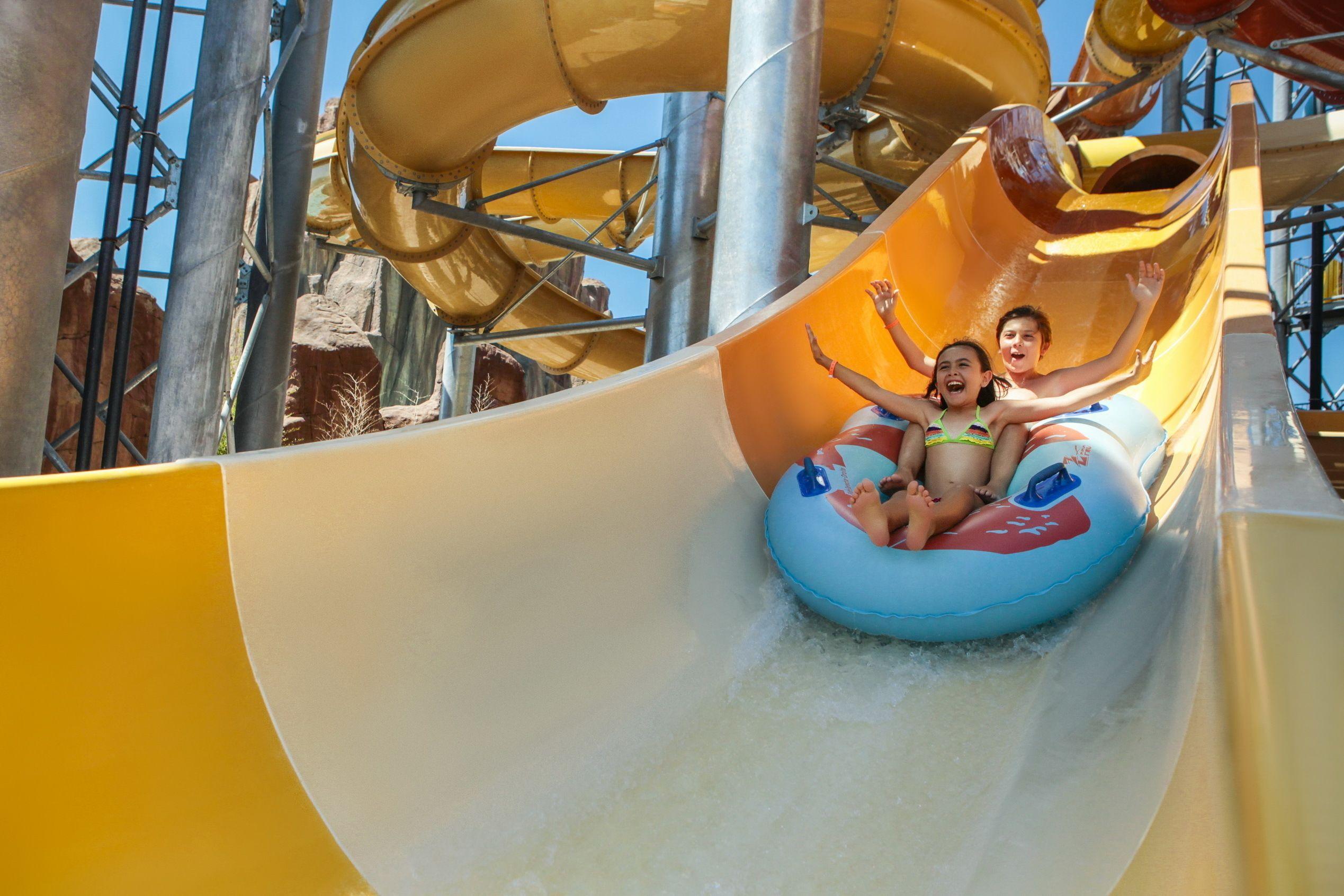 The Land of Legends Theme Park - Antalya