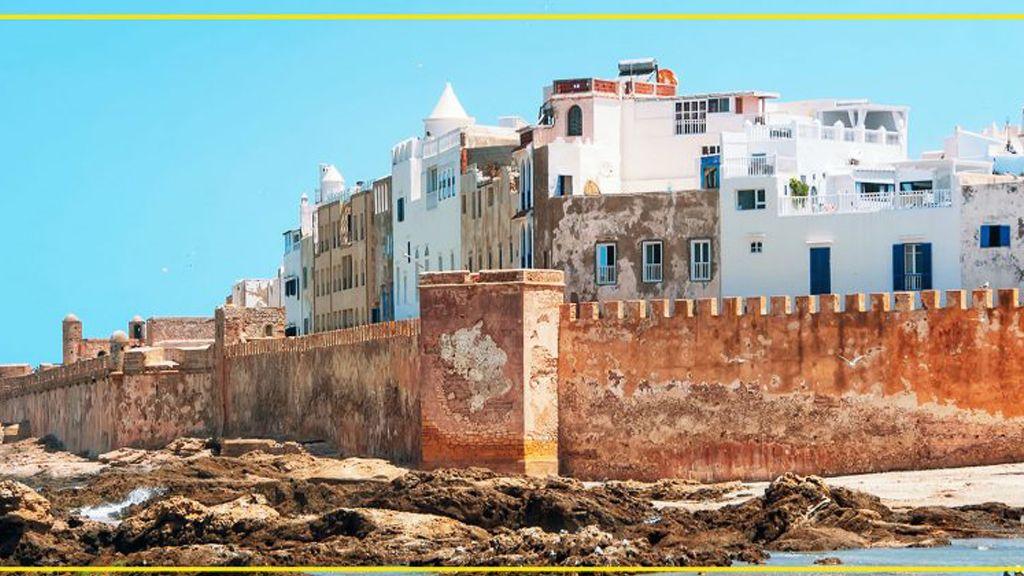Essaouira Mogador Full Day Trip.