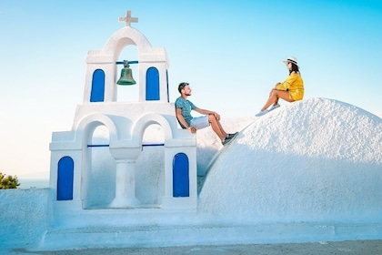Santorini One Day Cruise from Naxos