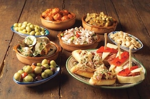 Malaga Tapas Tasting Tour