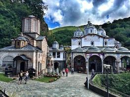 Monastery Osogovski and Kokino Day Trip from Skopje