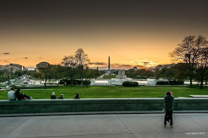Lloyds Cap Shot across the mall at sunset.jpg