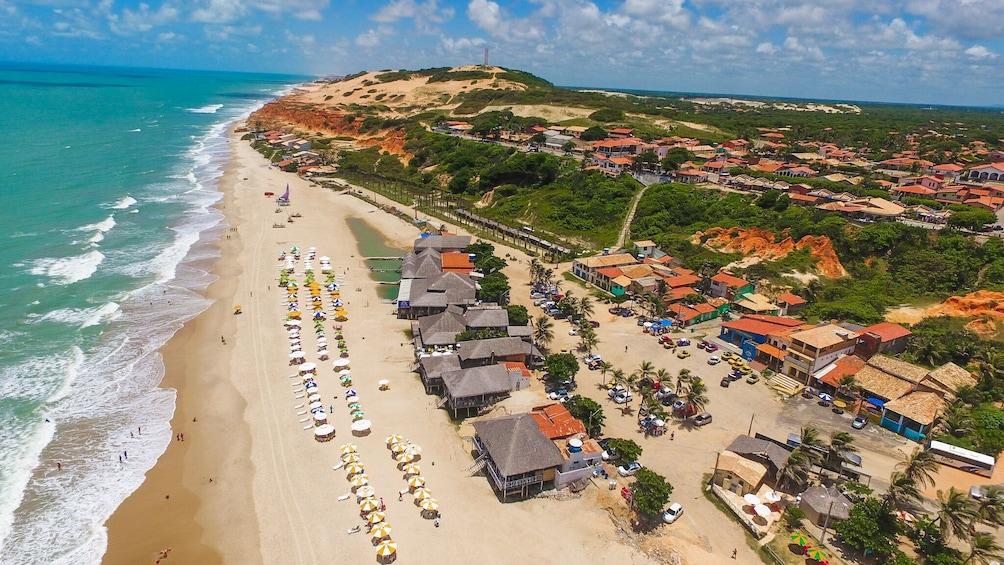 Show item 4 of 10. Tour To Morro Branco And Fontes Beach