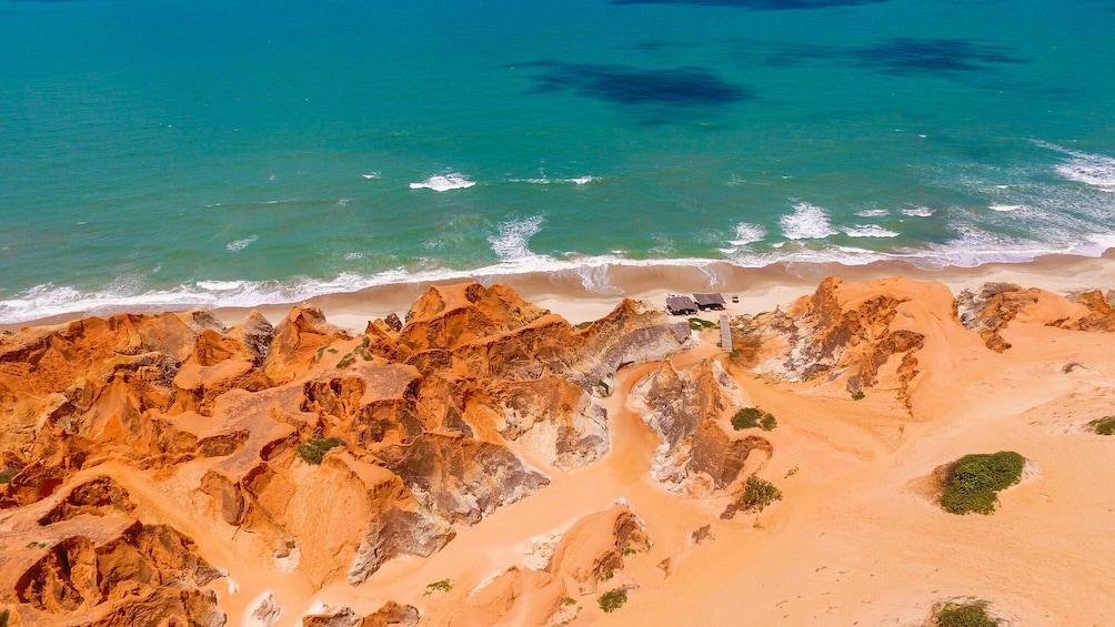 Show item 3 of 10. Tour To Morro Branco And Fontes Beach
