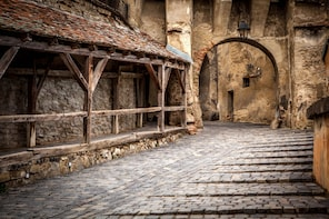 Sighisoara: candlelight tour in Dracula's home town