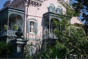 New Orleans French Quarter & Garden District Combo Bike Tour