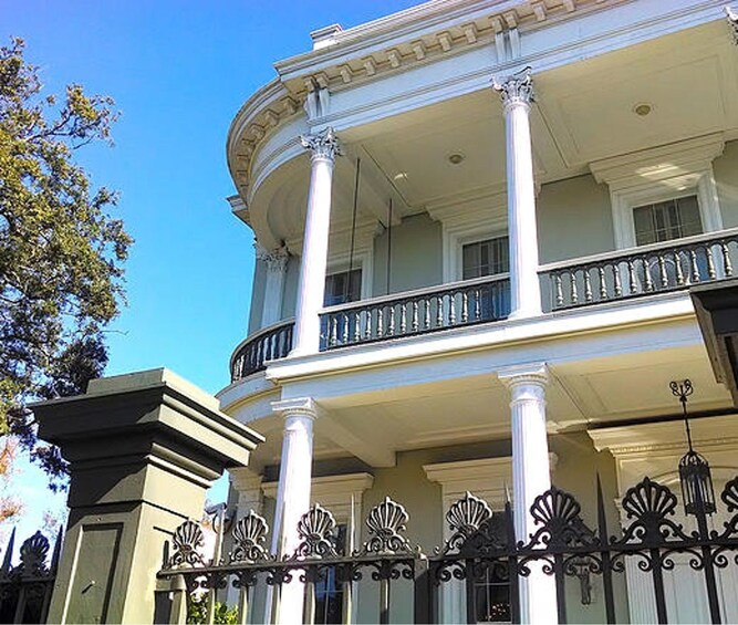Show item 5 of 5. New Orleans French Quarter & Garden District Combo Bike Tour