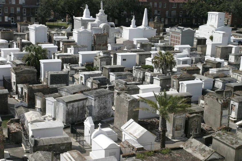 Show item 2 of 3. Every Tomb Tells A Story: St. Louis Cemetery #1 Tour