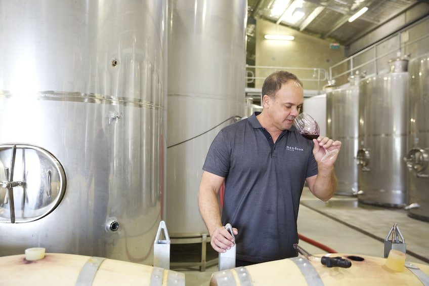 Show item 1 of 3. Meet the Makers at Mandoon Estate - Winery & Brewery Tour