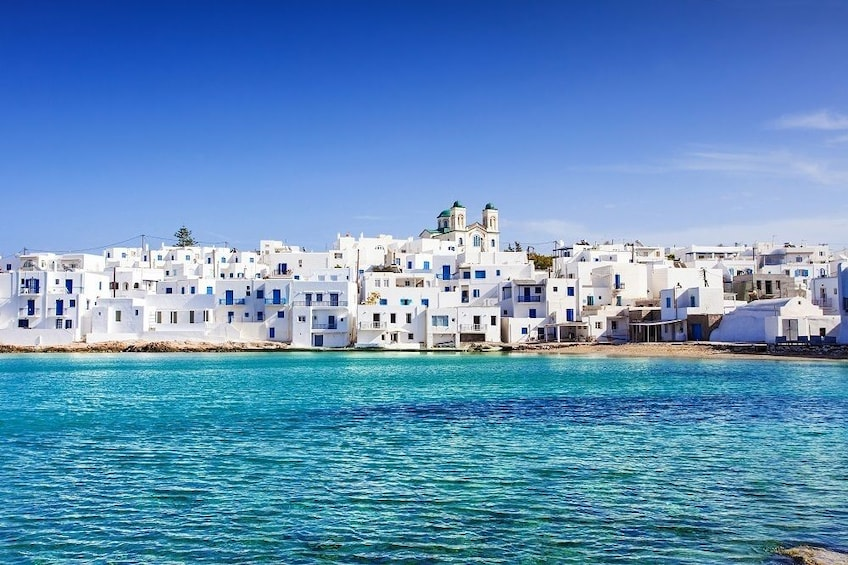Show item 2 of 5. Daily Cruise from Paros to Delos Mykonos