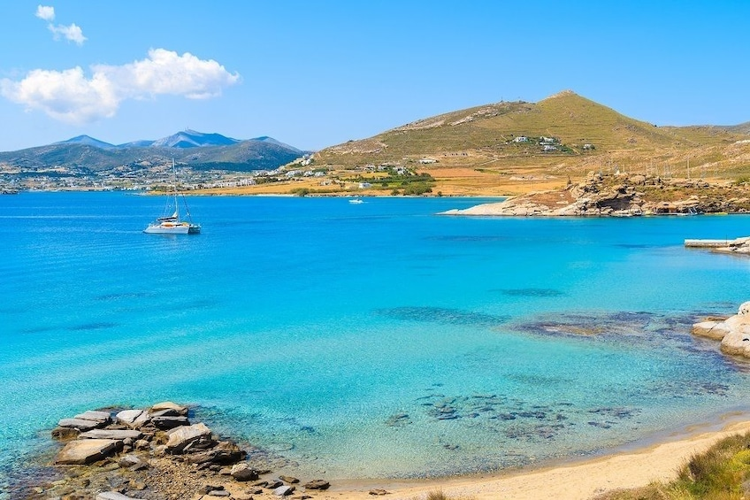 Show item 3 of 5. Daily Cruise from Paros to Delos Mykonos