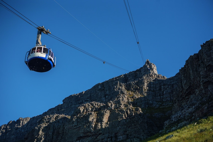 Show item 9 of 9. City Morning Tour -  Cape Town Central Highlights