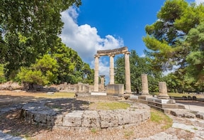 Private Olympia Highlights 4hrs Private Tour