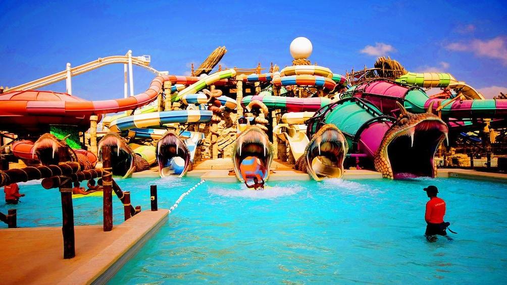 Yas Water World -Abu Dhabi