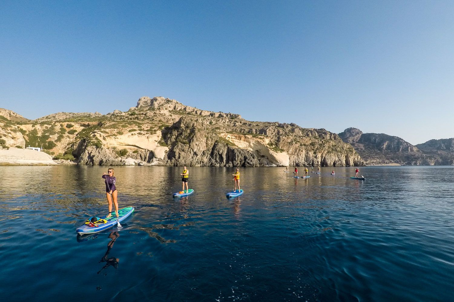 Stand Up Paddle & Snorkel Adventure Rhodes