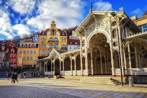 TOUR OF KARLOVY VARY with LUNCH