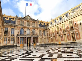 Best of Versailles VIP Day Trip with Skip-the-Line and Lunch