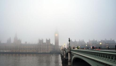 Foggy day in London