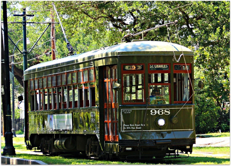 Historic New Orleans Neighborhoods Tours
