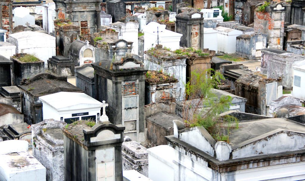 Historic New Orleans Cemetery Tours: Our Cities Of The Dead