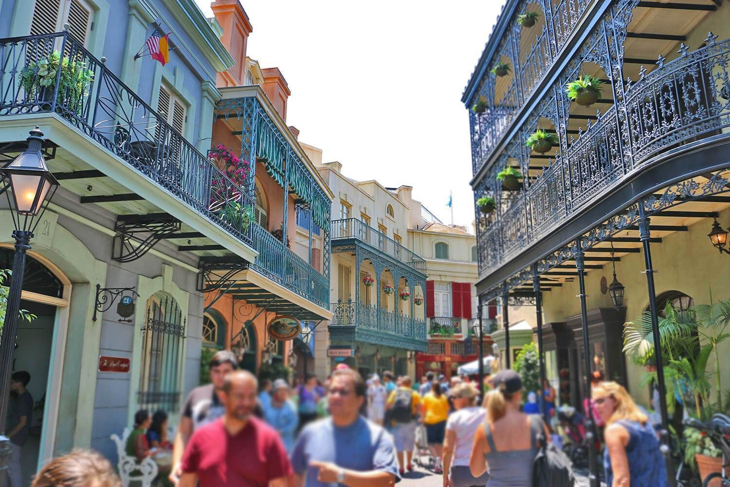 New Orleans City Walking Tours