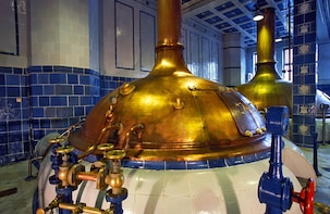 Architectural Wonders & history of beer making + tasting 6h
