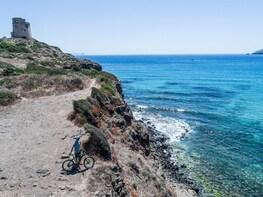Ebike tour at Sant'Antioco Island