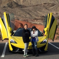 Exotic Car Thrill Ride Along