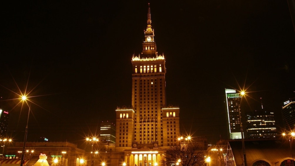 Palace of Culture & Science - SMALL GROUPS TOUR