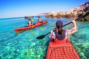 Snorkelling & Kayaking Catamaran Cruise