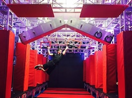 Ninja Warrior Indoor Obstacle Training