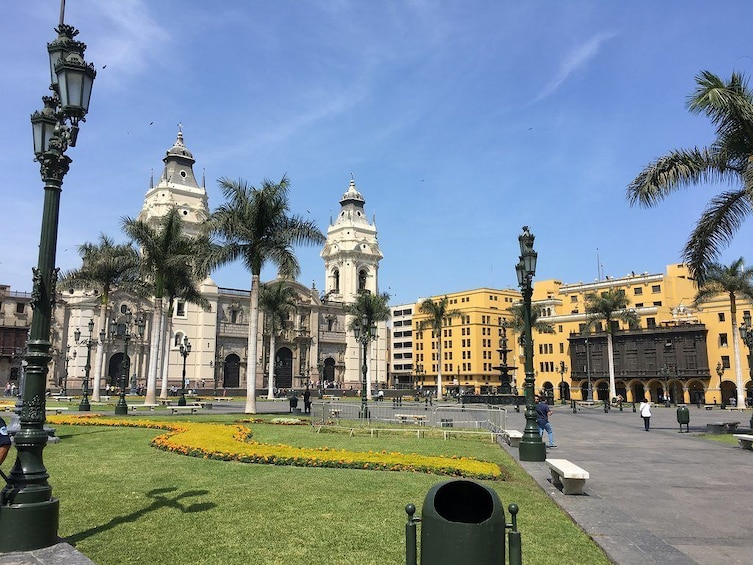 Show item 1 of 8. Small-Group The Highlights of Lima + City walking Tour