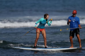Lahaina Group Stand Up Paddle Lessons
