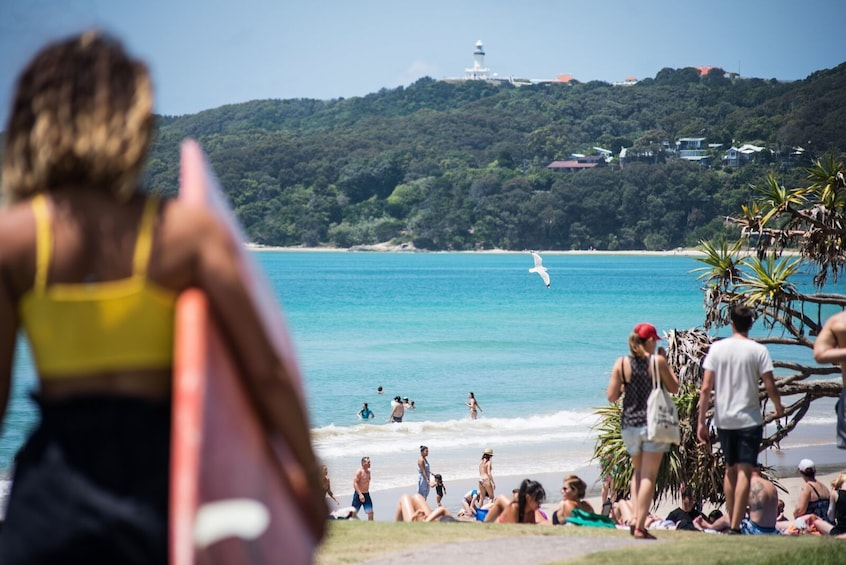 Show item 4 of 4. 2 day Surf and Stay Byron Bay