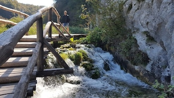 Plitvice Lakes and Rastoke All Inclusive Full Day Trip