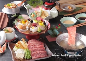 """TOKYO SKYTREE® Admission with Restaurant """"ORIGAMI"""""""