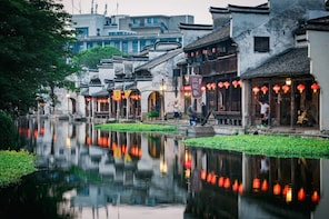 3 Days Wuzhen&Nanxun Ancient Town Essence Tour from Shanghai