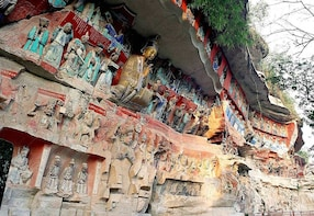 Chongqing Private Day Trip to Dazu Rock Carvings