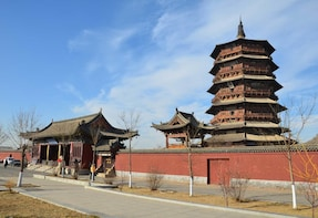 Datong Hanging Monastery and Wooden Pagoda Private Day Tour