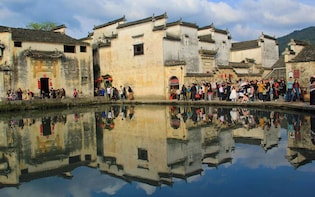 Ancient Villages Sightseeing Private Trip from Huangshan