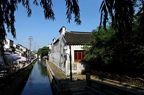 Private Day Tour of Suzhou Gardens and Old Street
