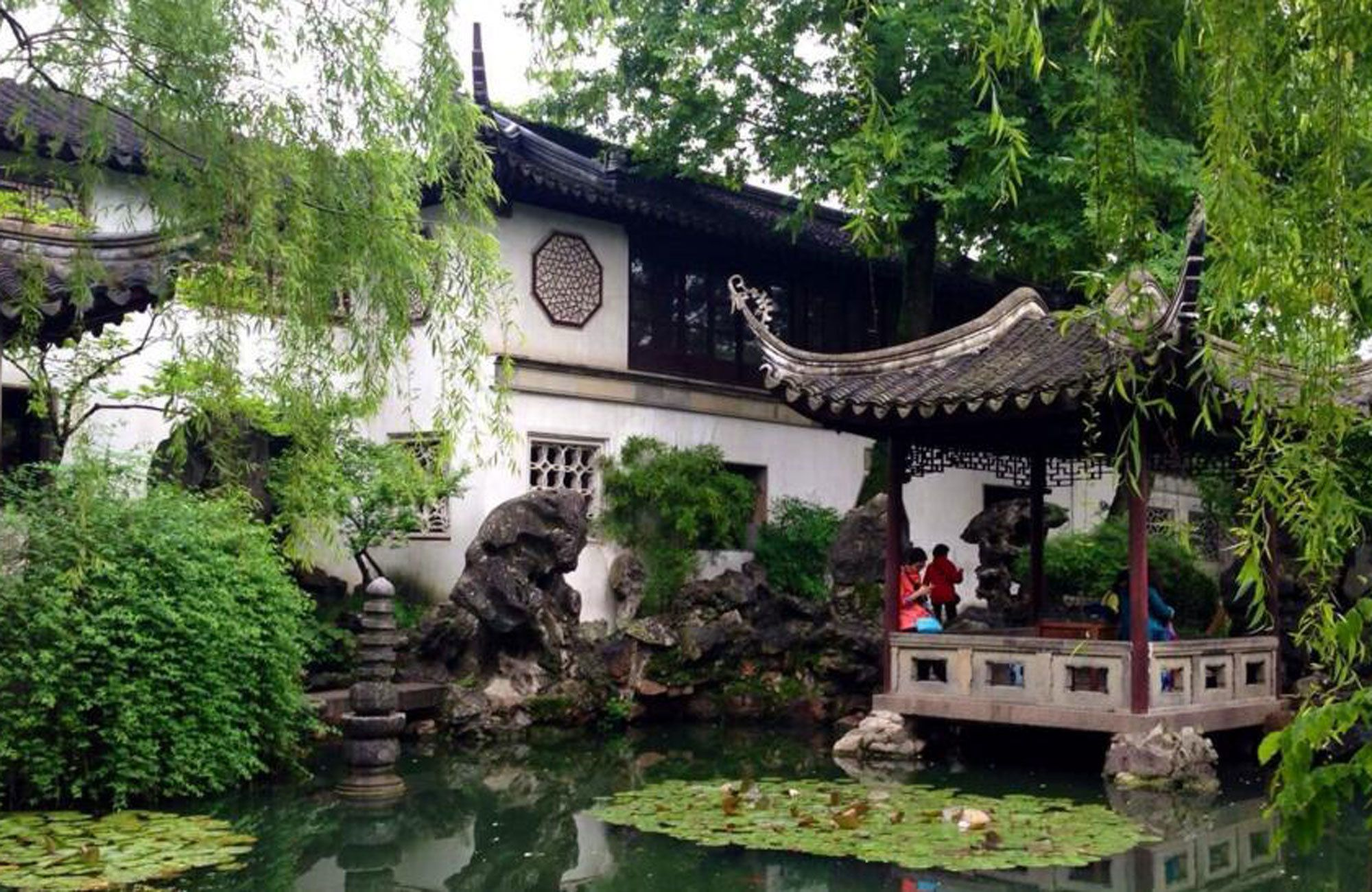 Full Day Private Trip of Suzhou Gardens with Live Commentary
